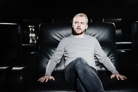 The Quietus | Film | Film Features | Ghost Hunting & Game Playing: Simon Pegg Interviewed