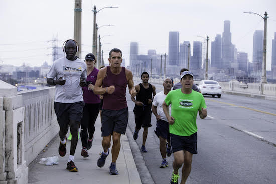 Keep On Running: On Mark Hayes' New Doc Skid Row Marathon