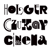 Holger Czukay Cinema  pack shot