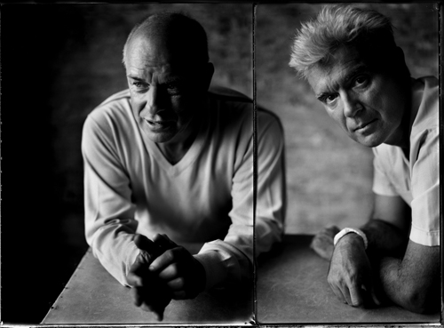 Brian eno david byrne video naked