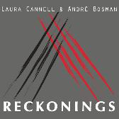 Laura Cannell & André Bosman Reckonings pack shot