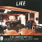 LICE It All Worked Out Great (Vol. 1 +2) pack shot