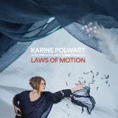 Karine Polwart with Steven Polwart & Inge Thomson Laws Of Motion pack shot