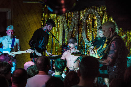Live Report: Crack Cloud at Moth Club