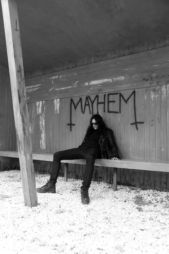 Mayhem euronymous Mayhem's Necrobutcher