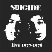 Suicide Live 1977 - 1978 Box Set pack shot