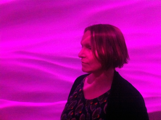 Living With The Human Machines: Sarah Angliss Interviewed
