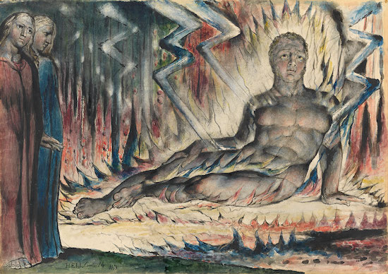 Psychedelic Odin: William Blake's Gift To Musicians