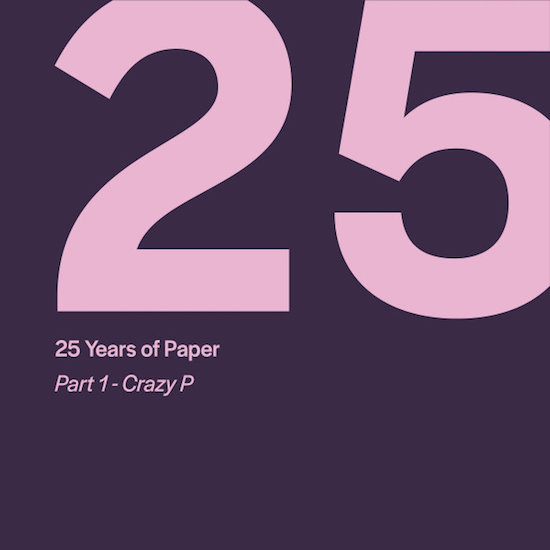 Various  25 Years Of Paper