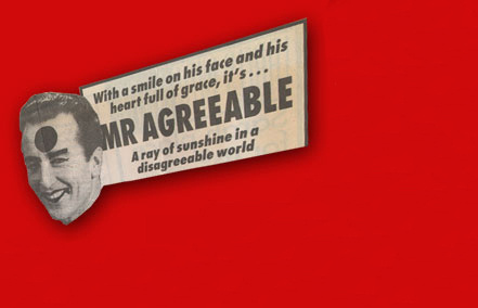 Mr Agreeable