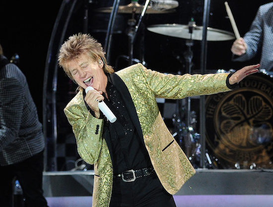 Do You Think It's Sexy? Rod Stewart Live At The 02