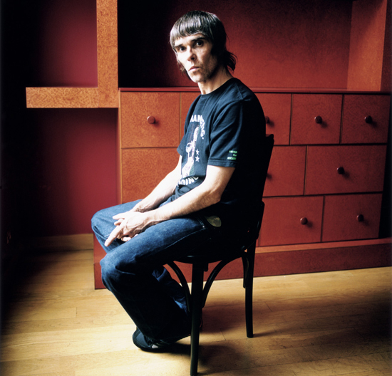 Ian Brown Money T-shirt  Roses 90s Stone ORIGINAL  SELLER!