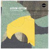 Alison Cotton Only Darkness Now pack shot
