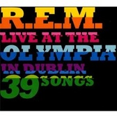 R.E.M. Live At The Olympia pack shot