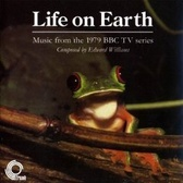 BBC / Trunk Records Life On Earth Soundtrack pack shot