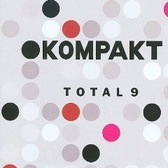 Kompakt Compilation Total Vol. 9 pack shot