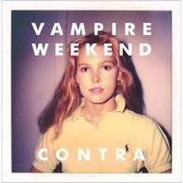 Vampire Weekend Contra  pack shot