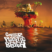 Gorillaz Plastic Beach pack shot