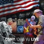 Crosby, Stills, Nash & Young Deja Vu: Live pack shot