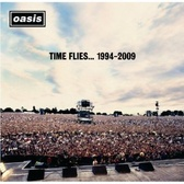 Oasis Time Flies 1994-2009 pack shot