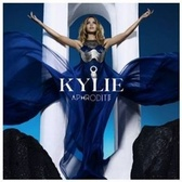 Kylie Minogue Aphrodite  pack shot
