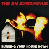 The Jim Jones Revue  Burning Your House Down pack shot