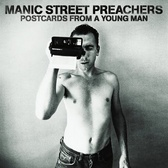 Manic Street Preachers  Postcards From A Young Man pack shot