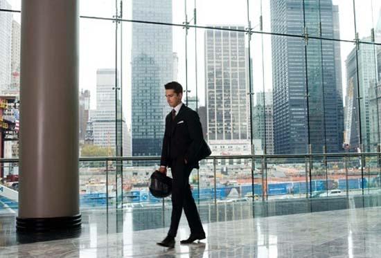 Wall street financial crisis movie