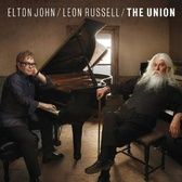 Elton John & Leon Russell   The Union pack shot