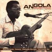 Angola Soundtrack: The Unique Sound Of Luanda 1968-1976 Various artists pack shot