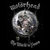 Motorhead The World Is Yours pack shot