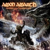 Amon Amarth Twilight of the Thunder Gods pack shot