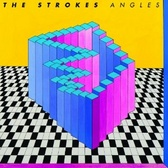 The Strokes Angles pack shot
