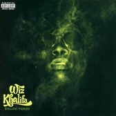 Wiz Khalifa Rolling Papers pack shot