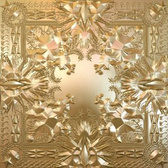 The Throne (Jay-Z & Kanye West) Watch The Throne pack shot