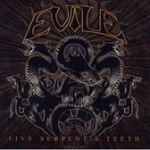 Evile  Five Serpent's Teeth pack shot