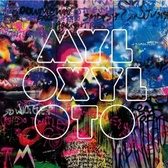 Coldplay Mylo Xyloto  pack shot