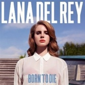 Lana Del Rey Born To Die pack shot