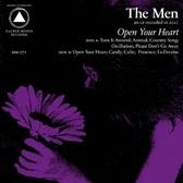 The Men Open Your Heart  pack shot