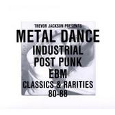 Various Artists Trevor Jackson Presents Metal Dance pack shot