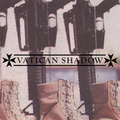 Vatican Shadow Kneel Before Religious Icons pack shot