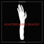 Moonface With Siinai Heartbreaking Bravery pack shot