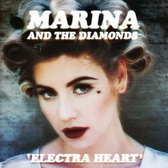Marina & The Diamonds Electra Heart pack shot