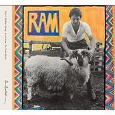 Paul McCartney Ram (reissue) pack shot