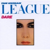 The Human League Dare pack shot