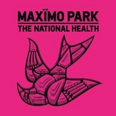 Maximo Park  The National Health pack shot