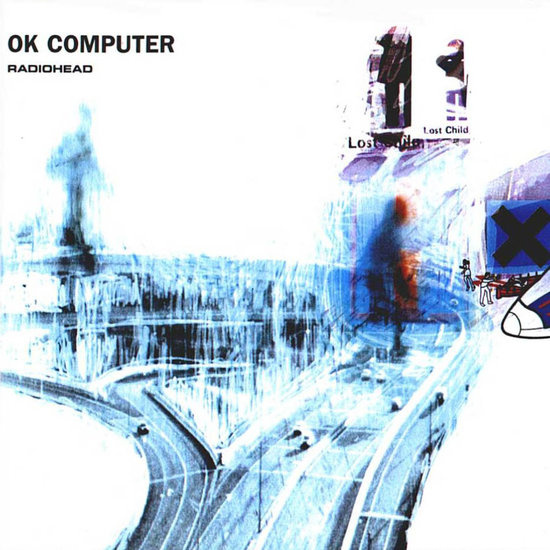 Image result for Radiohead - OK Computer (1997)