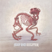 Aesop Rock Skelethon pack shot