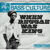 Bass Culture Four New Reggae Compilations On Nascente pack shot
