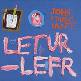 John Frusciante Letur-Lefr pack shot